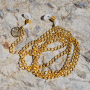 Gula Vision - Eye Catcher chain 3mm gold